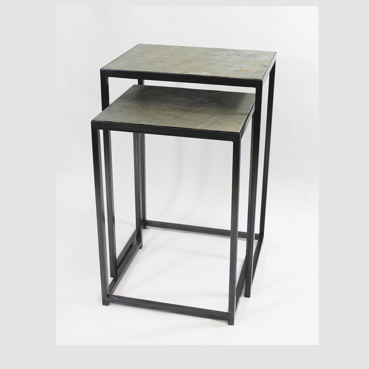 M-Dex Design Steady Constant Side Tables