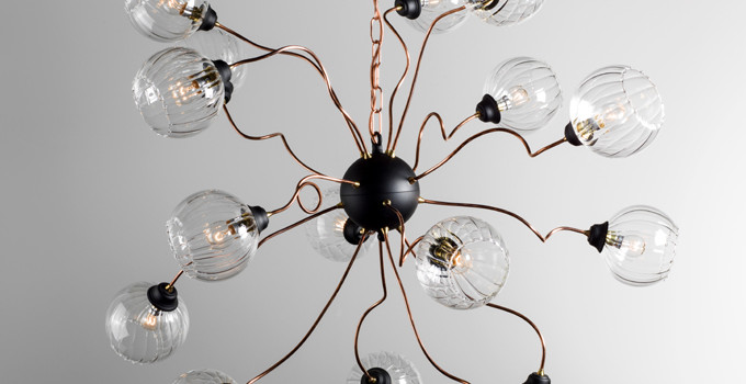 The Morph Pendant Light