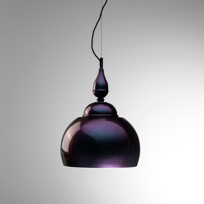 The Chameleon Pendant Light