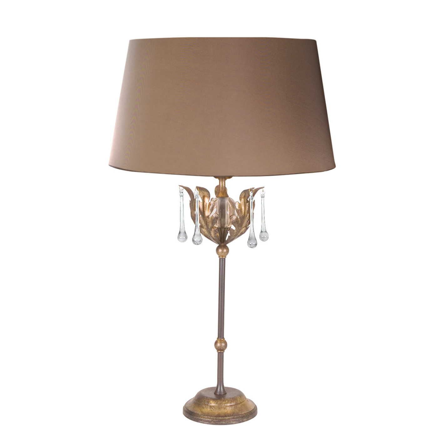 Amarilli Table Lamp Bronze Gold