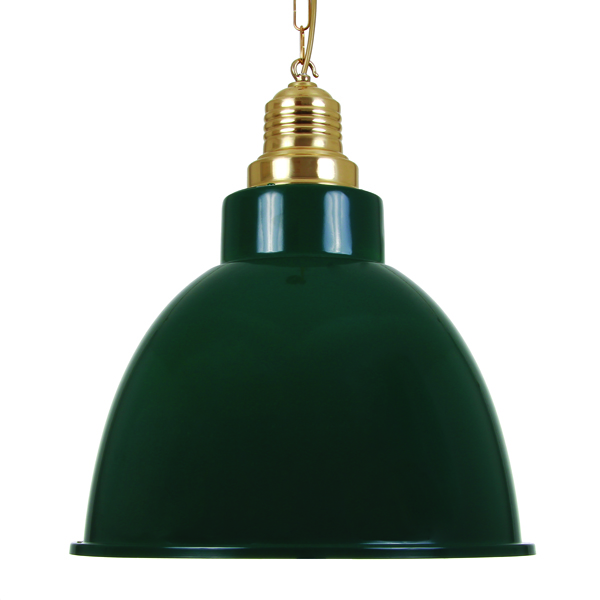 Mullan Rezador Large Industrial Pendant Light